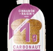 Carbonaut Pain tranché raisin à la cannelle sans gluten 550g – Carbonaut