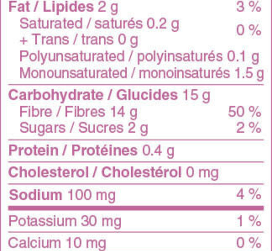 Pain tranché raisin à la cannelle sans gluten 550g – Carbonaut
