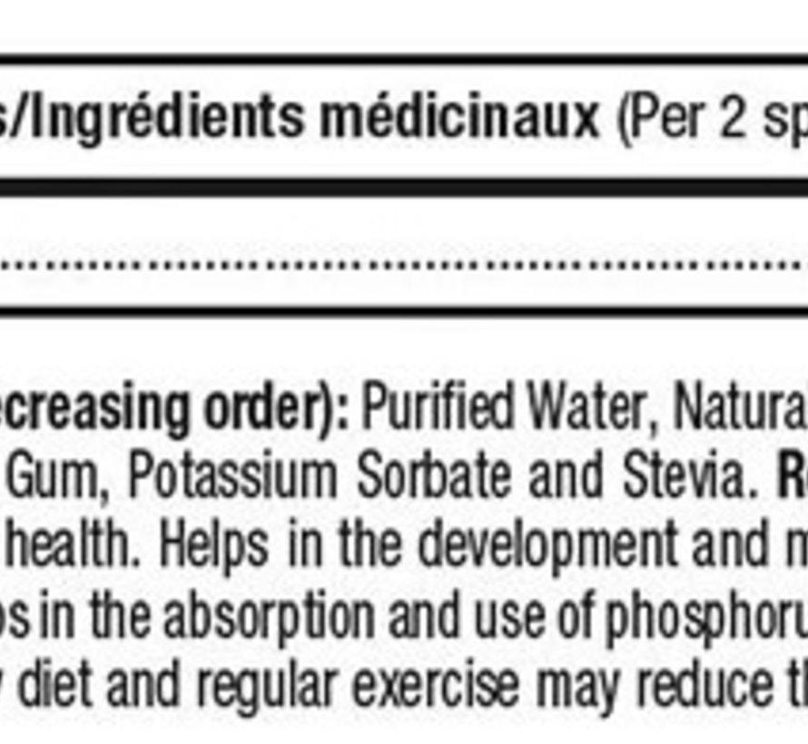 ATP vitamine D3 liquide