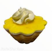 Perle D'or Petit gâteau au fromage Keto, citron (glu: 3 g)