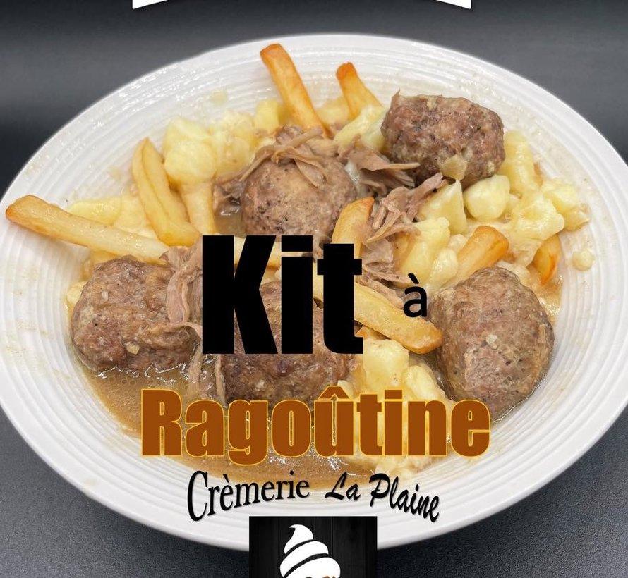 Kit à Ragoûtine Keto (glu: 11 g)
