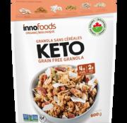 Innofoods Granola sans céréales Kéto, 600g