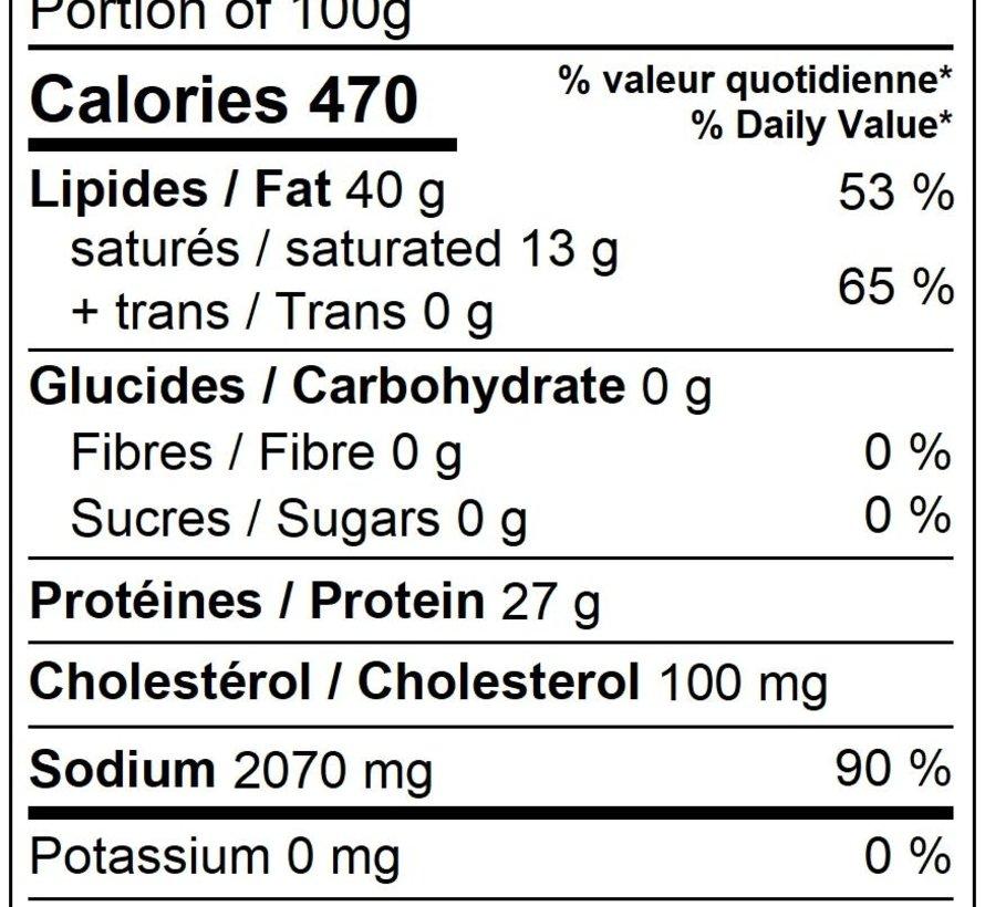 Oreilles de crisse (200g - Ketchup)