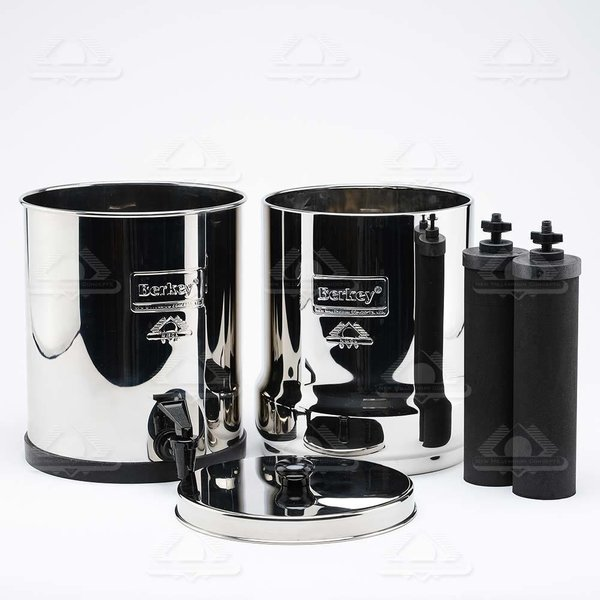 Berkey Water Purification Big Berkey System