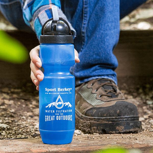 Berkey Water Purification Sport Berkey Bottle 22oz