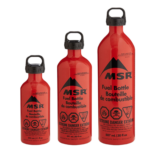 MSR 20oz Fuel Bottle, CRP Cap
