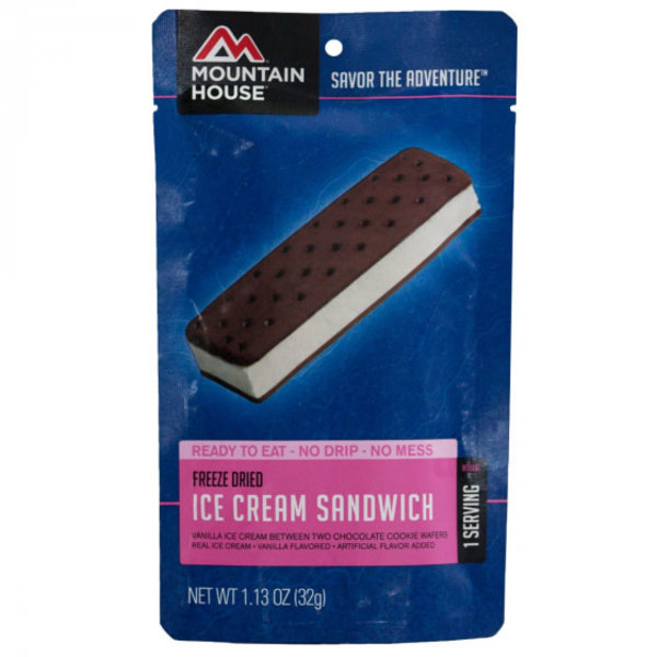 Mountain House Freeze Dry Ice Cream Sandwich