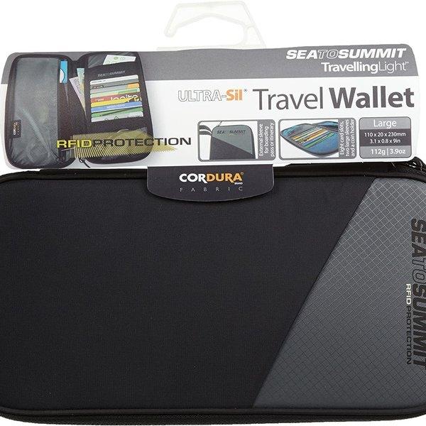 Sea to Summit Travel Wallet RFID - Large  Black