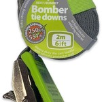 Sea to Summit Bomber Tie Down - 2m / 6ft green