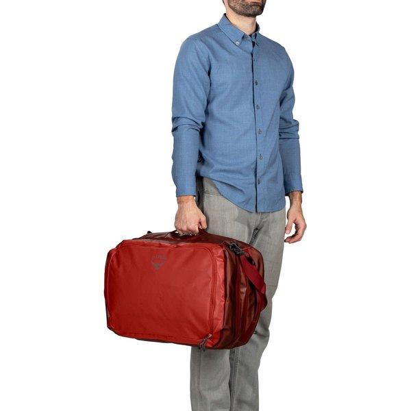 Transporter CO Bag Westwind Teal
