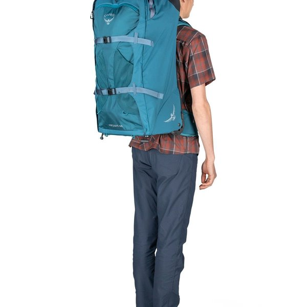 Farpoint Whld Travel Pack 65  Black OS