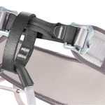Petzl CORAX  harness size 2 methyl blue