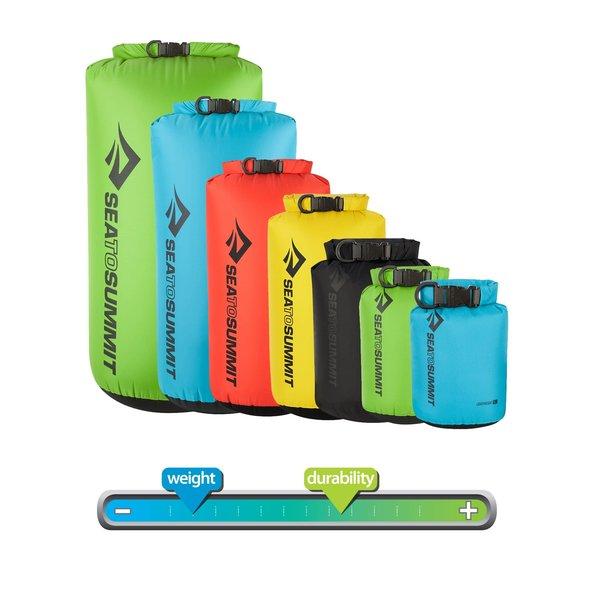 Sea to Summit Light weight Dry Sack - 8 Liter Blue