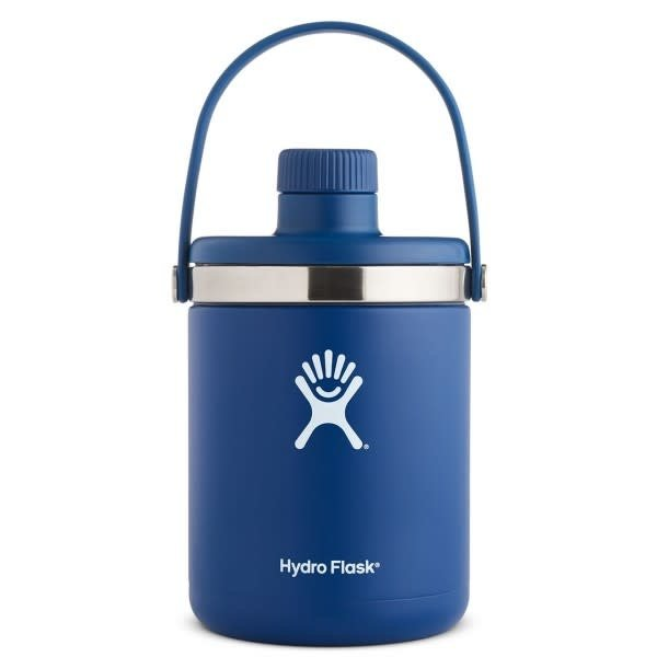 Hydroflask Oasis 64oz Blue