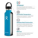 Hydroflask Hydroflask 18oz Standard Mouth with Standard Flex Cap