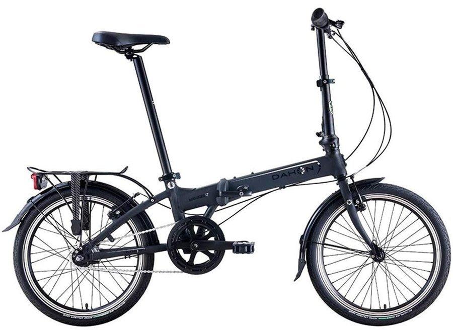2020 Dahon Mariner i7 Folding Bike, Shadow