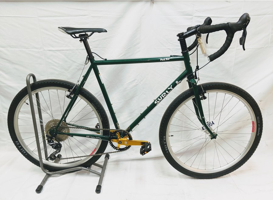 Surly Pack Rat 650b,  54cm, Get In Green