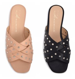 Riley Studded Sandals