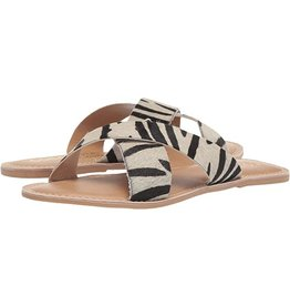 Pebble Zebra Sandals