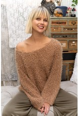 Oversized Mohair Sweater