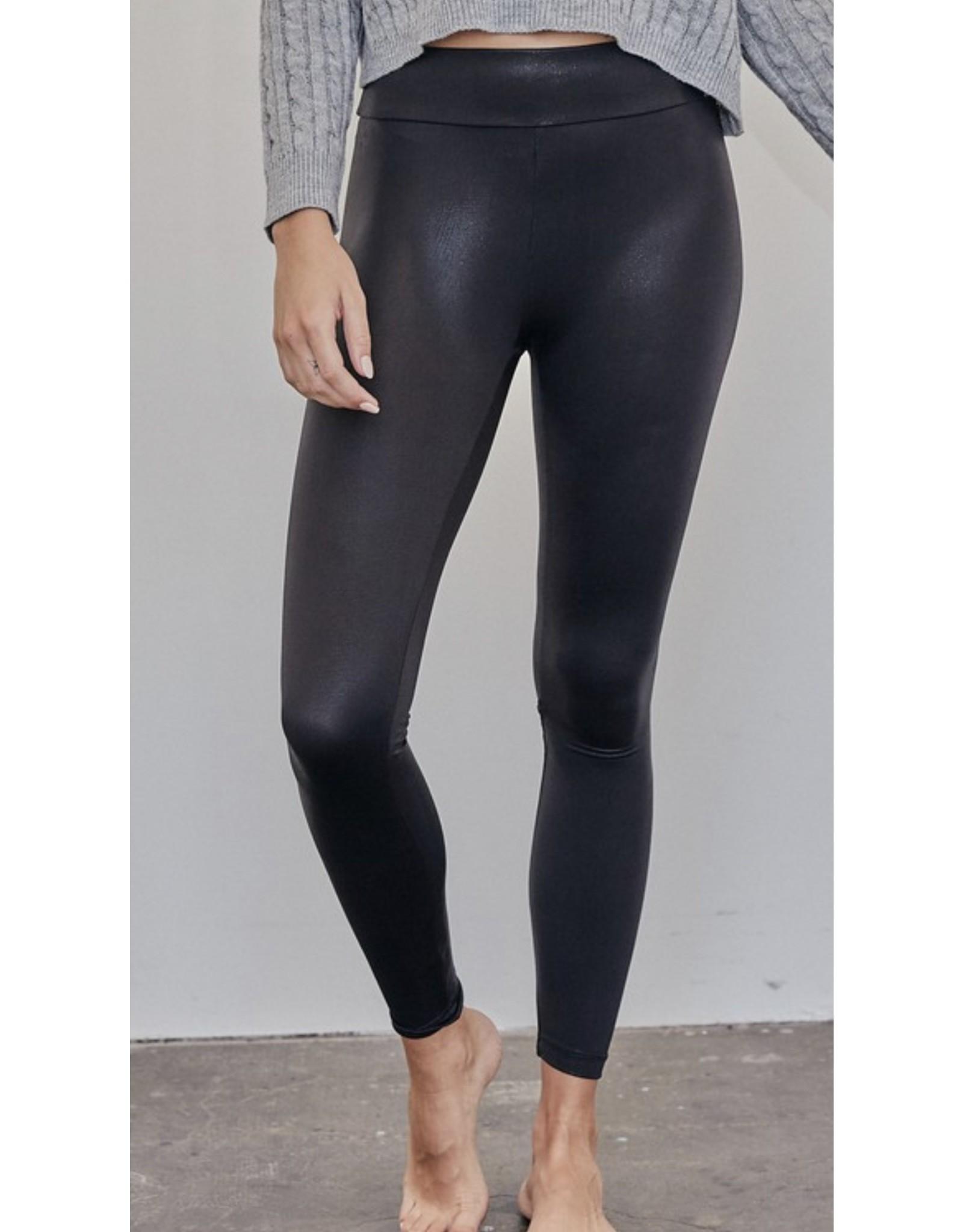 Idem Ditto  Shimmer Leggings - Black