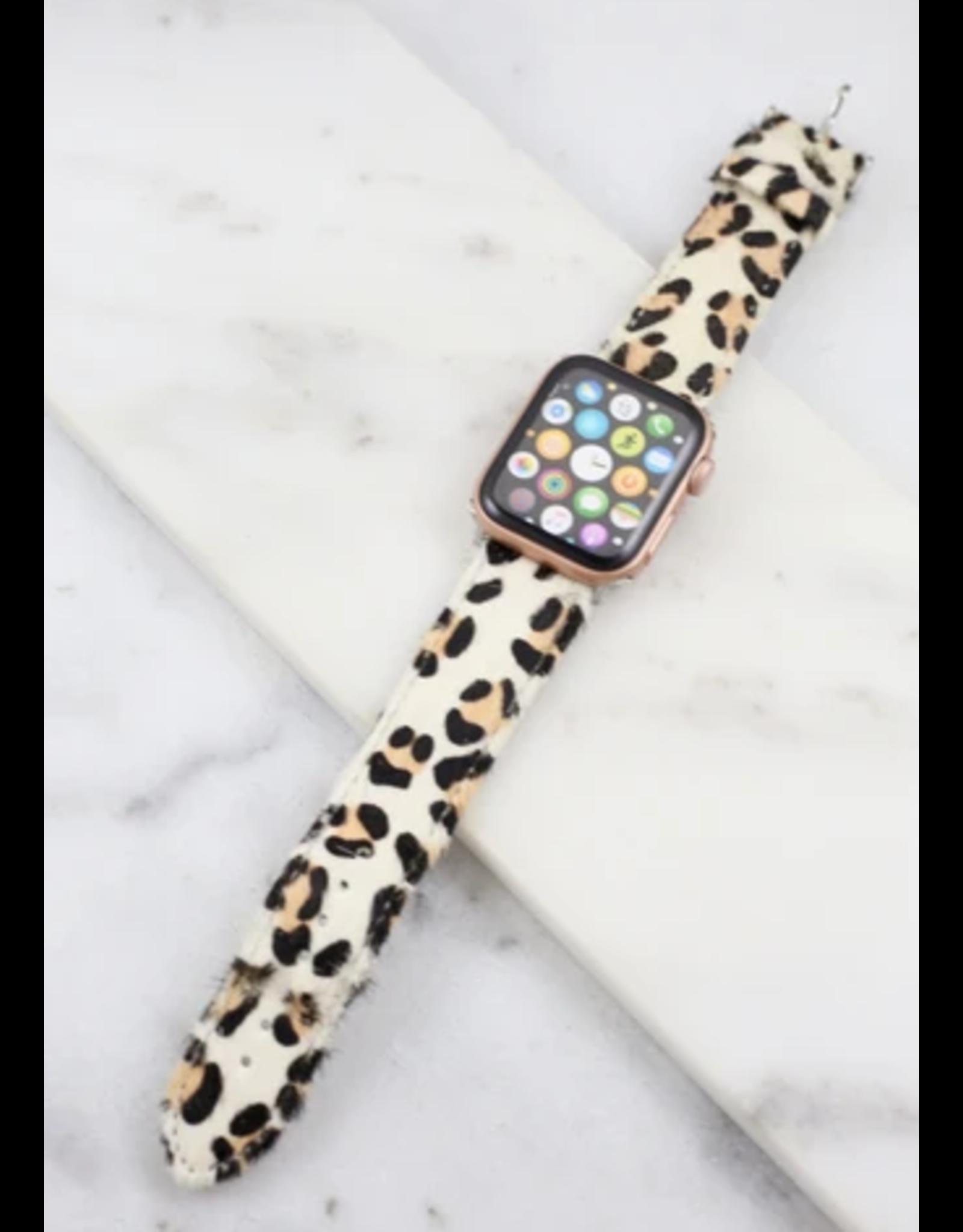 42mm Leopard Apple Watch Band