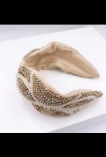 Treasure Jewels Diane Pearl Headband