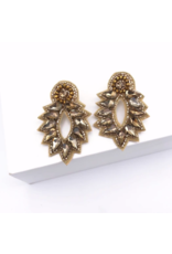 Treasure Jewels Spike Srud Earrings