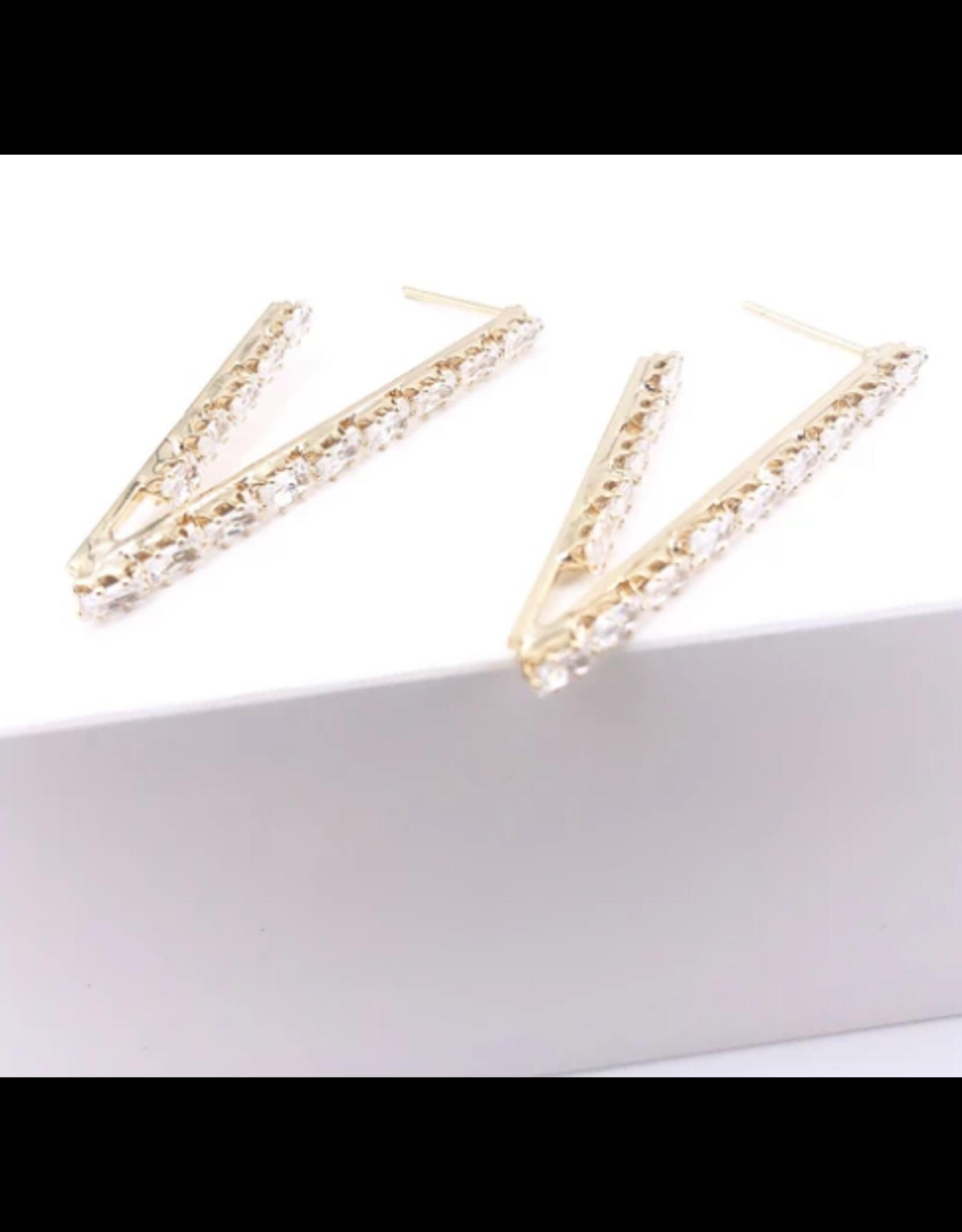 Treasure Jewels Naomi Earrings