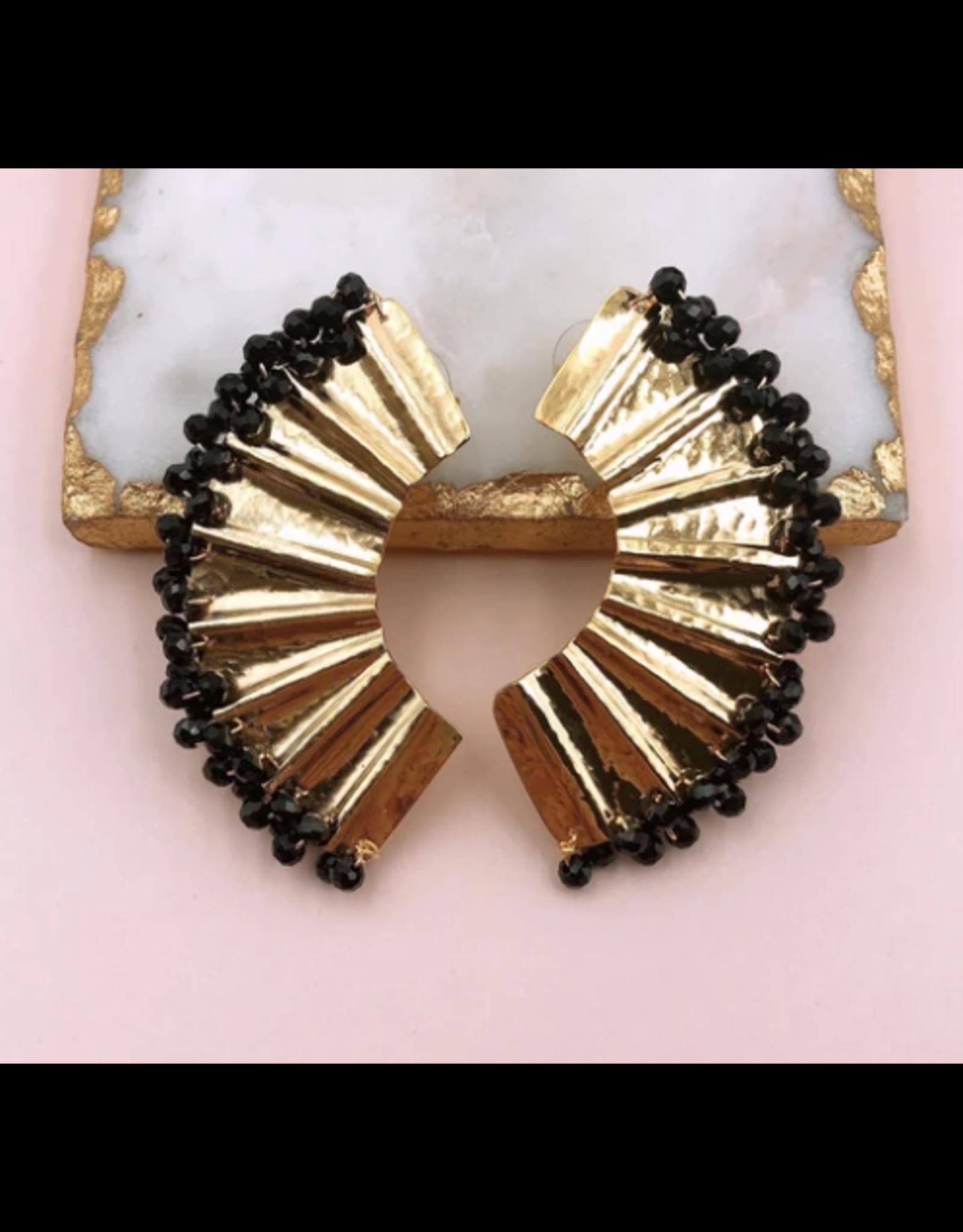 Treasure Jewels Abanico Earrings