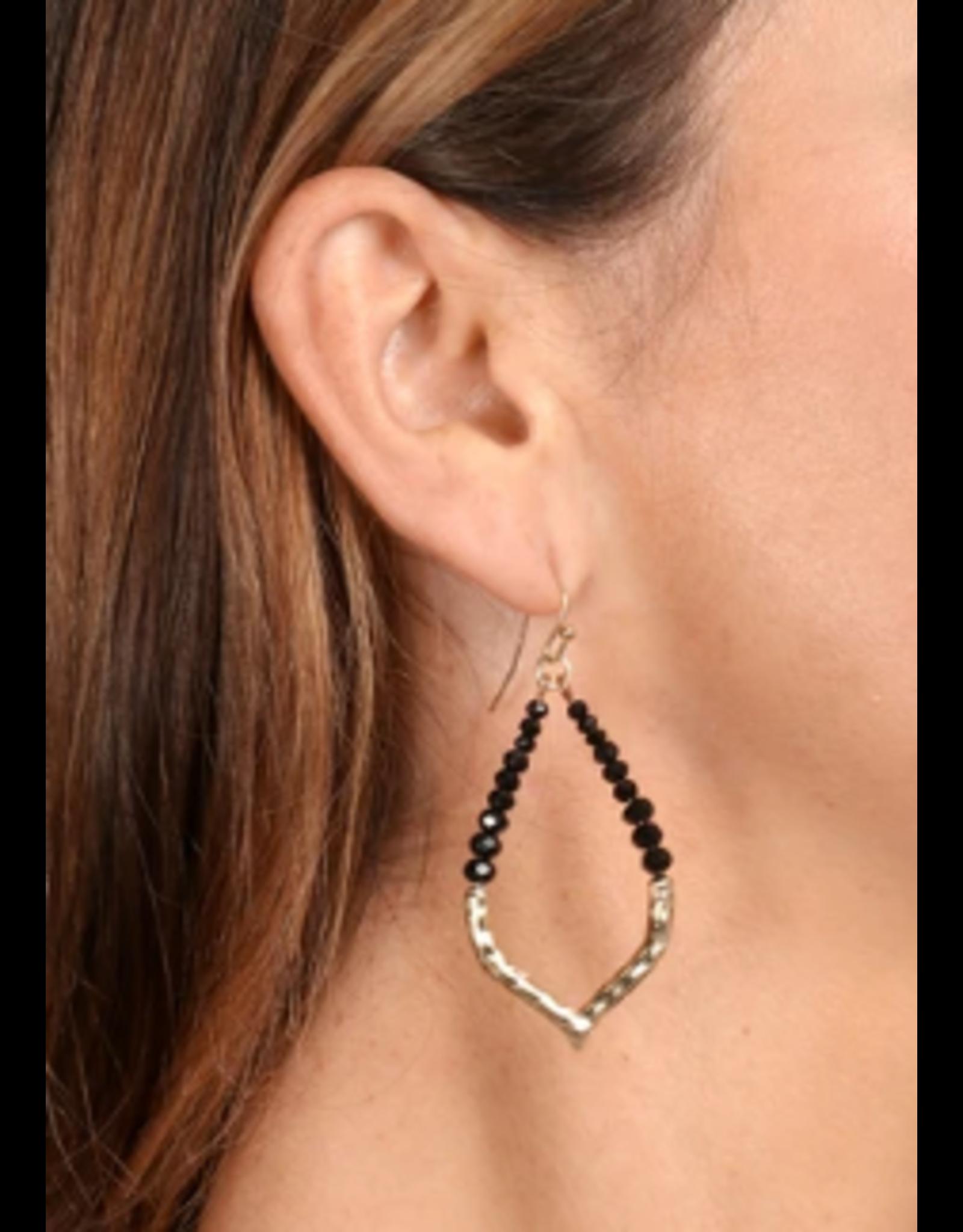 Shimmering Beads Earrings