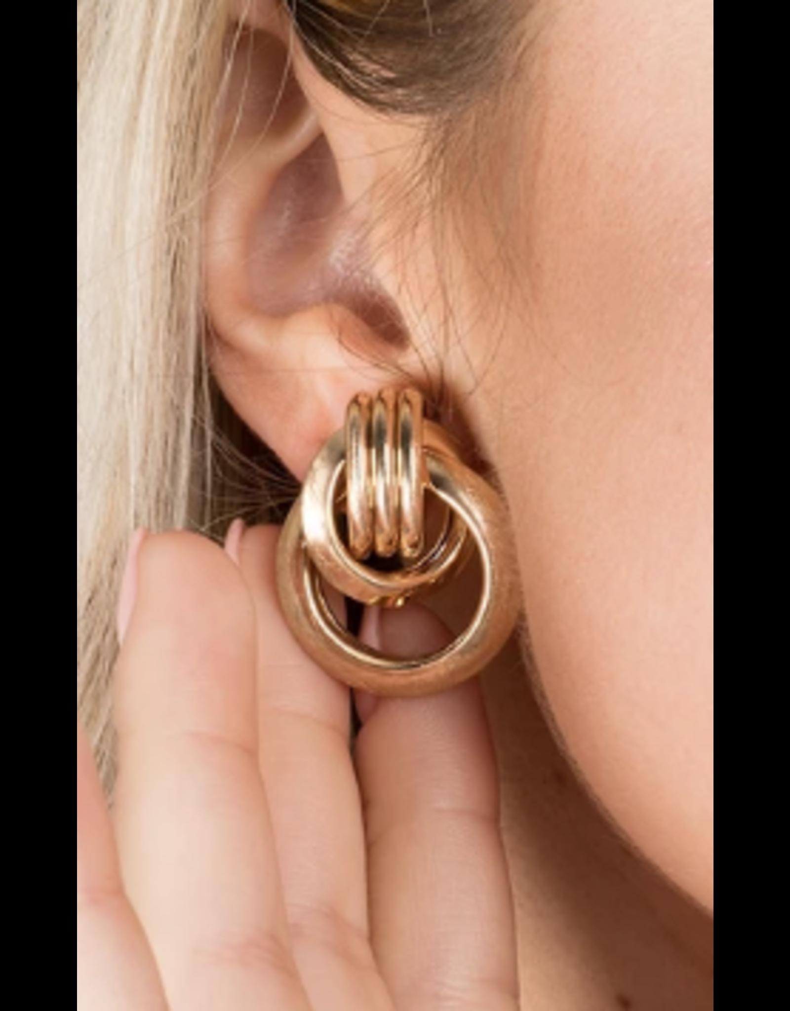 Vintage Knots Earrings
