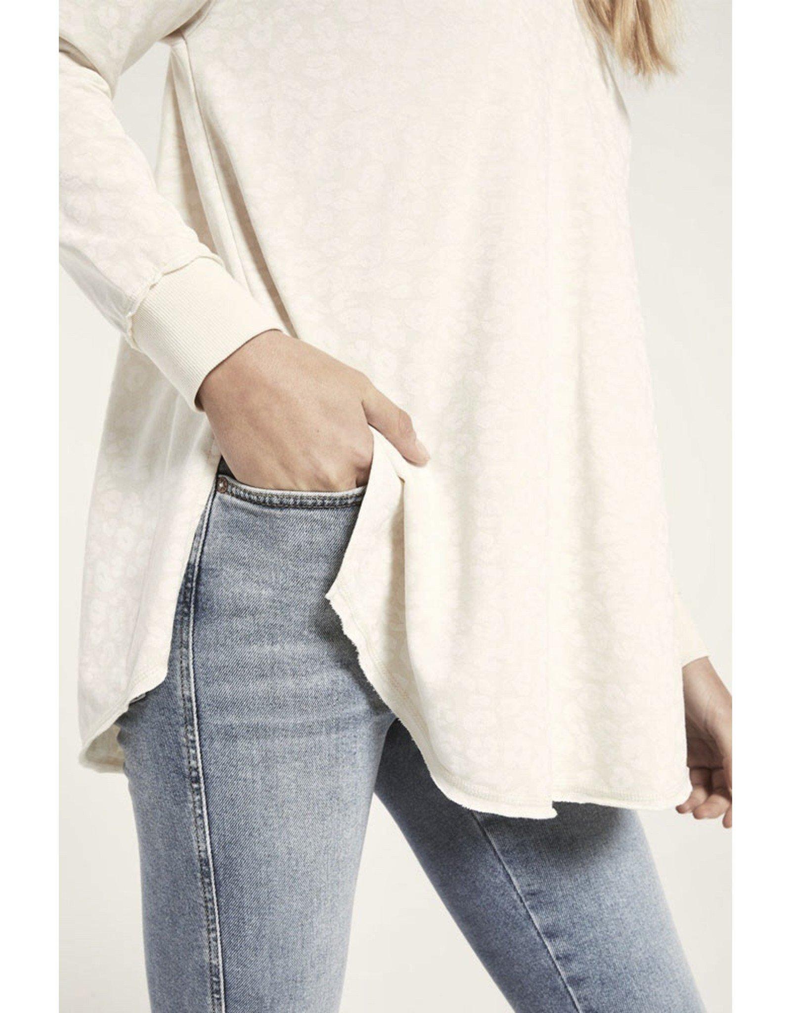 Z Supply Z Supply Oversized Tunic - White