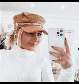 Coduroy Hat