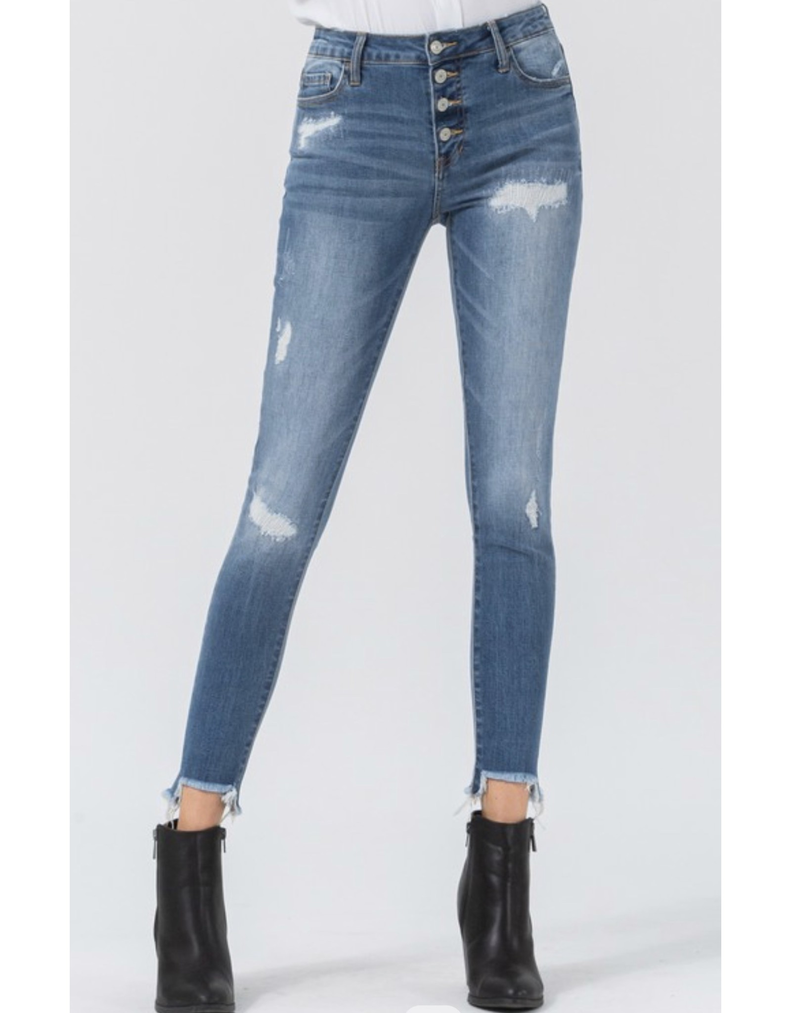 Vivica Mid Rise Jeans