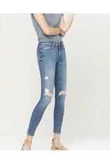 Yana High Rise Skinny Jeans