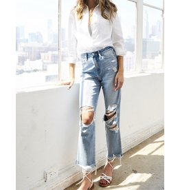 Krista High Rise Relaxed Jeans