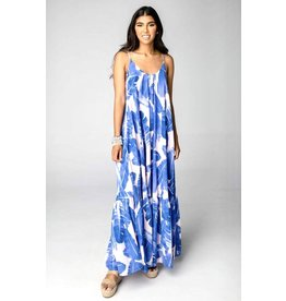 Buddy Love  Katey Tropical Maxi Dress