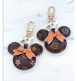 Ellison+Young Magical Mouse LV Key Chain