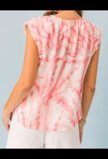 Tropical Top - Pink