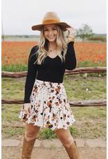 Buddy Love  Presley Texas Skirt