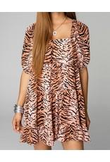 Buddy Love  Becca Siberian Tiger Dress