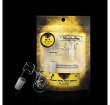 HB Bangers Yellow Line Honey Bevel Bowl Sidecar