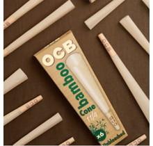OCB Bamboo Cones