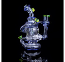 Huffy Glass WP - Worked Ice-Fade Internal Recycler