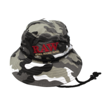 Raw Bucket Hat