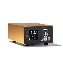 High Five LCD E-Nail Quartz Kit Gold