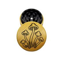 """Tahoe Grinder Hybrid 2.7"""" 2 Piece - Mushrooms"""