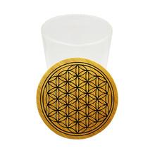 Tahoe Bamboo/Glass Stash Sacred Geometry