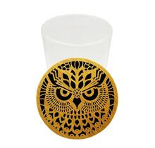 Tahoe Bamboo/Glass Stash Owl